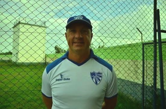 ONZE!FUTEBOL   Técnico Julio Scheibler comanda o Cruzeiro! 9de5bd95f974f