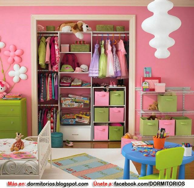 affordable closet para nios closet para nias with dormitorio infantil nio