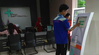 Aplikasi Mesin Antrian Jakarta