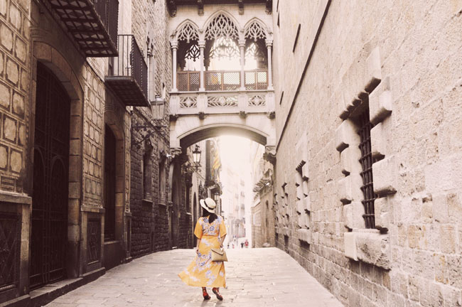Barcelona in 3 days - Barcelona travel guide - Gothic Quarter