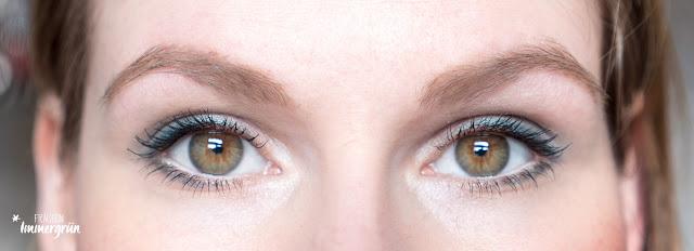 Augenbrauen Naturkosmetik