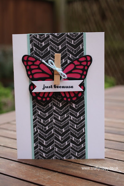 Butterflies Thinlits, Stampin' Up!