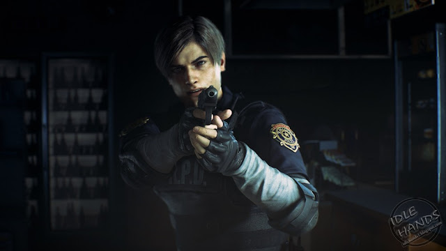 E3 2018 Capcom Resident Evil 2 Reimagined