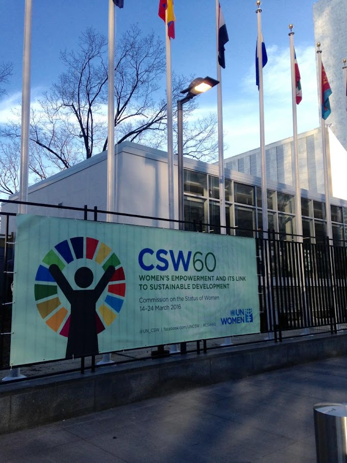 "Sidang Komisi Status Perempuan: Kekerasan Terhadap Perempuan itu Persoalan ""Menahun"""
