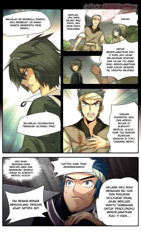 Battle Through the Heavens Chapter 31-46
