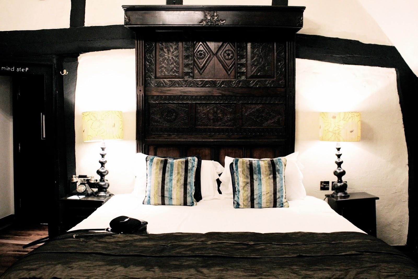 White Swan Hotel Hamlet Character Room