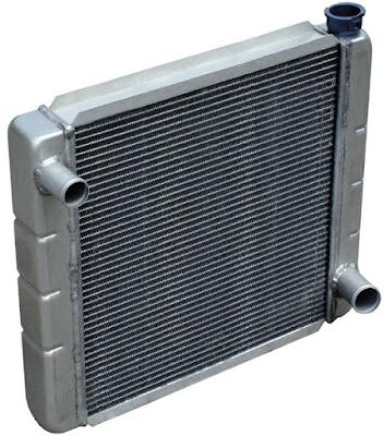 Aluminum Radiator Image