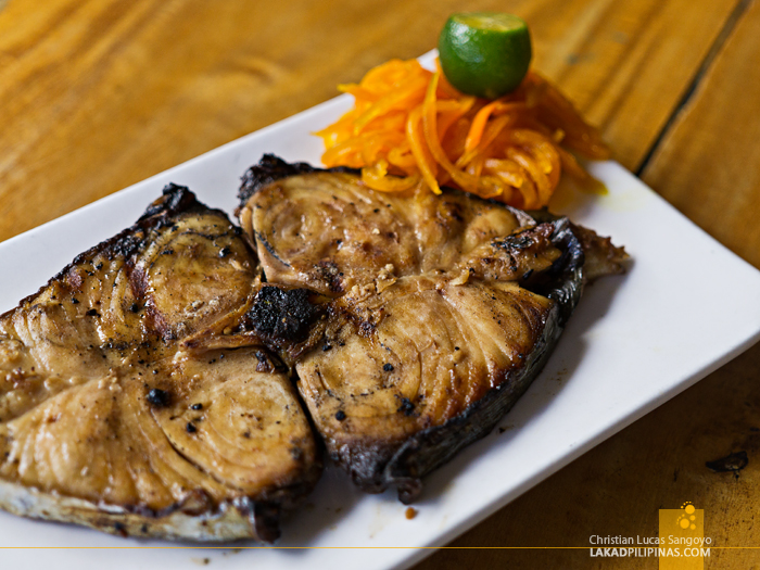 House of Lechon Cebu Grilled Tanigue