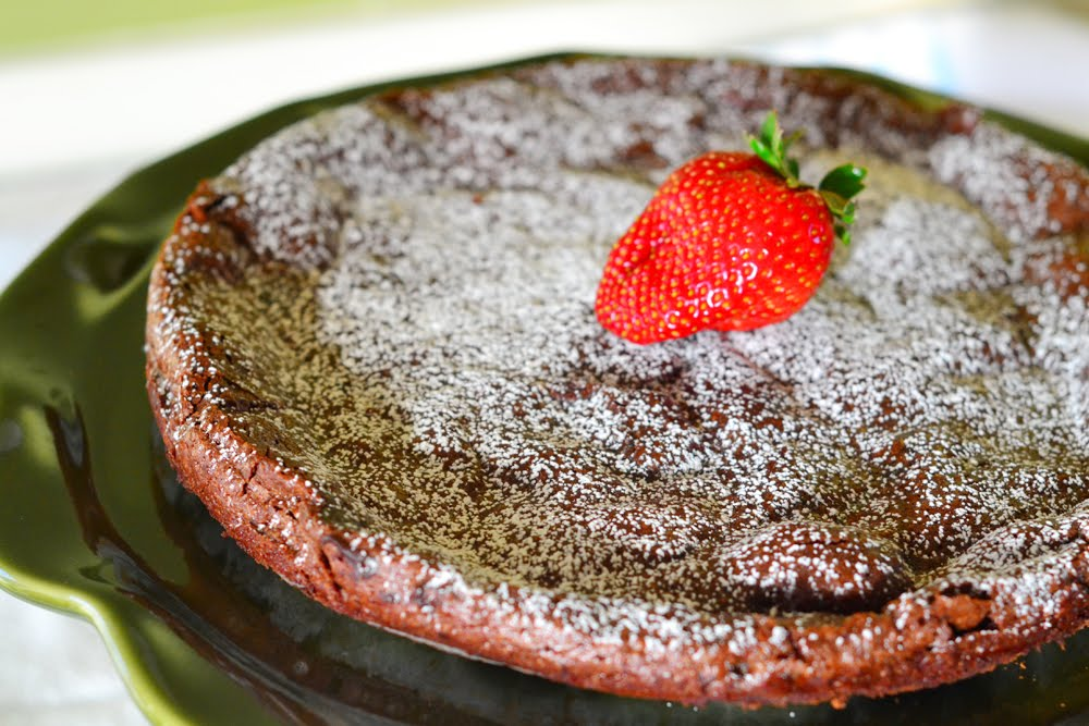 Flourless Orange Cake Purebread