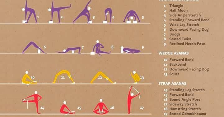Happy Prana Yoga Yoga Block Asanas