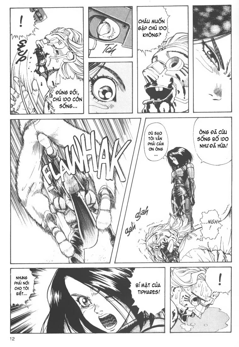 Battle Angel Alita chapter 48 trang 11