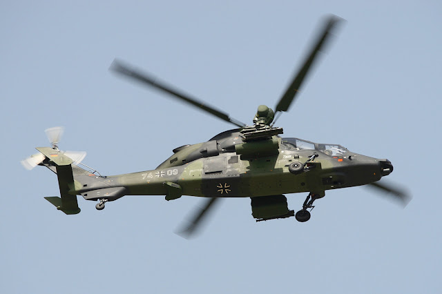 German Army Eurocopter EC-665 Tiger