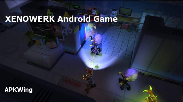 Xenowerk Android Game