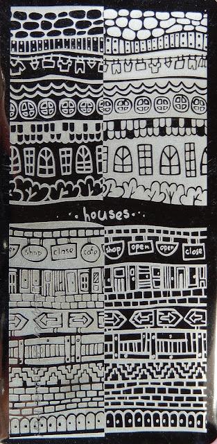 Tristaenia Houses