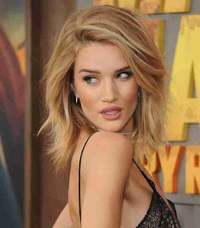 Rosie Huntington Whiteley hottest blonde models