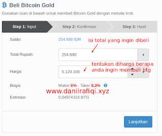Cara Mendapatkan Bitcoin Gold