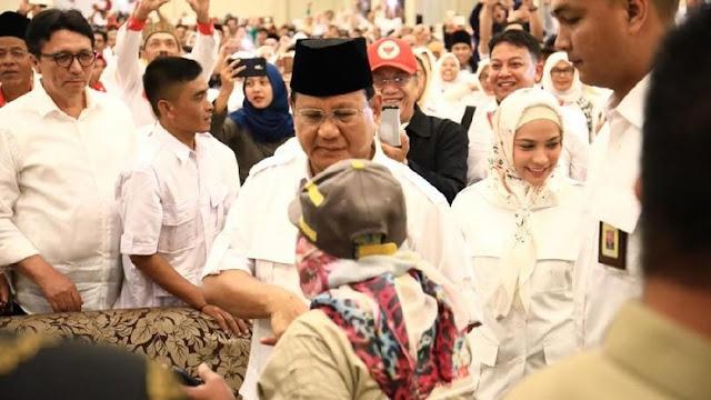 Prabowo : Kecelakaan Infrastruktur karena Uang Rakyat Dicuri