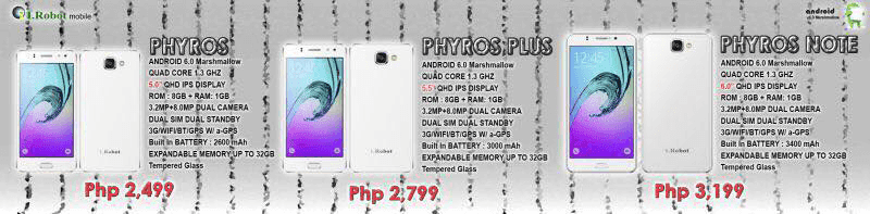 Phyros, Phyros Plus, and Phyros Note