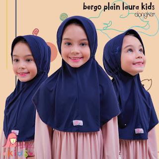 jilbab anak miulan bpl kids dongker