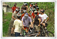 Bali Countryside Cycling Tour