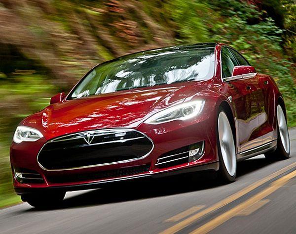 Tesla 2012 Model S
