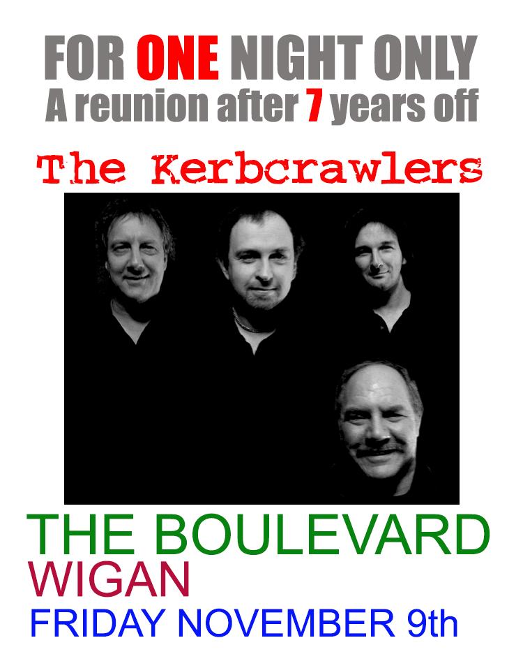 The Boulevard Wigan