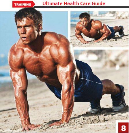 تمرين عضلات الترايسبس فى 30 دقيقة