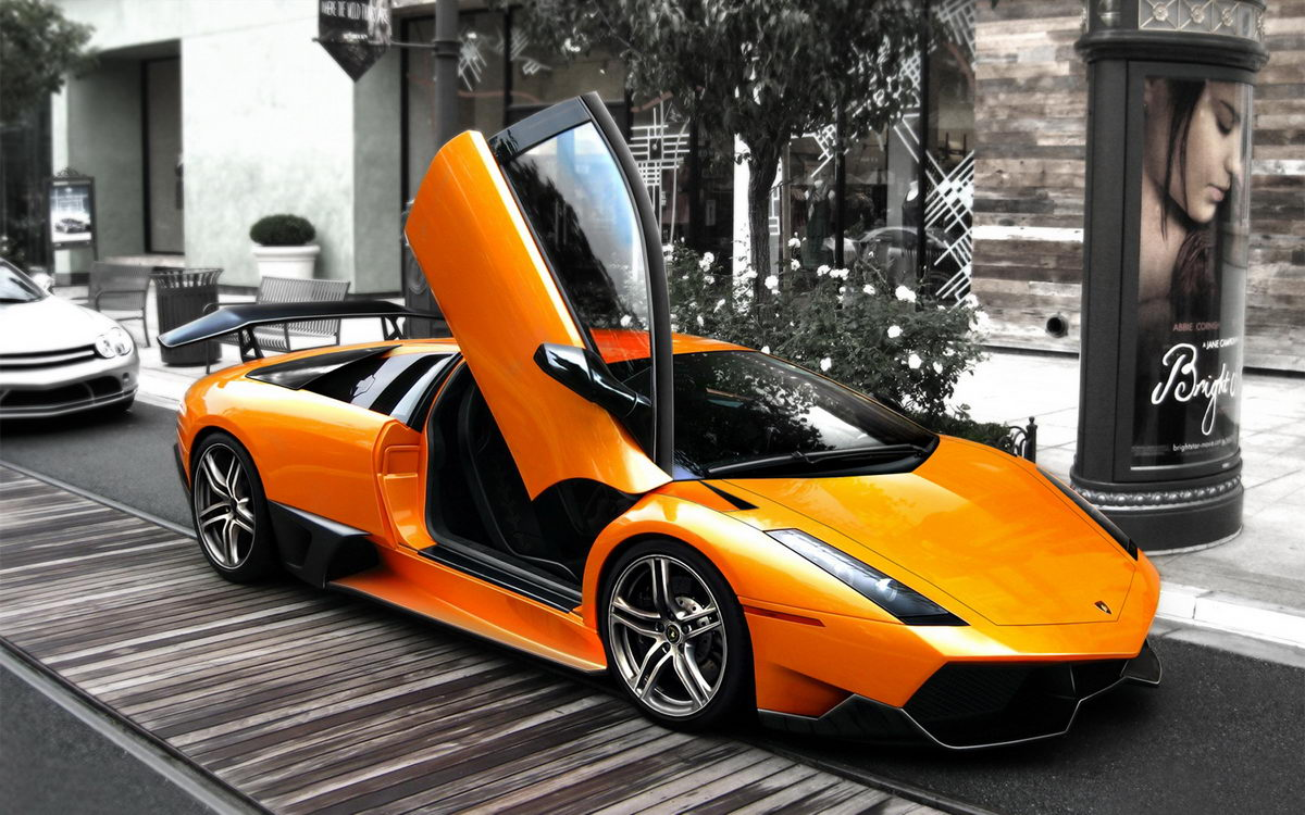 Yellow Newest 2011 Racing Cars HD Wallpapers | Widescreen ...