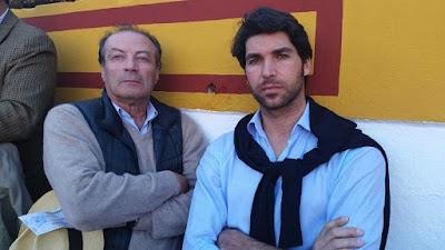 """Cayetano Rivera Ordoñez escreveu sobre Fernando Domecq """"Perdi um amigo""""."""