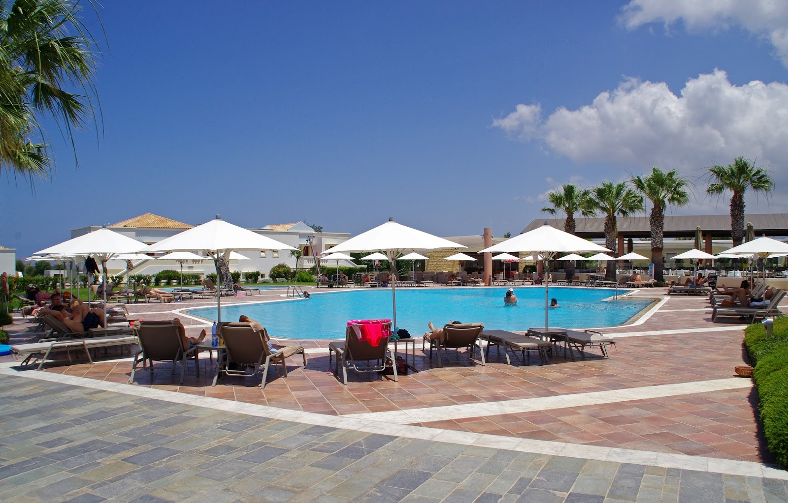 Neptune Hotel Kos pool