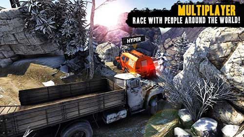 تحميل Truck Evolution Offroad 2 مهكرة رصيد لانهاية سائق شاحنة 3D