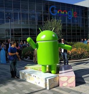 Dada N Oficial Android OS Android Nombre del turrón