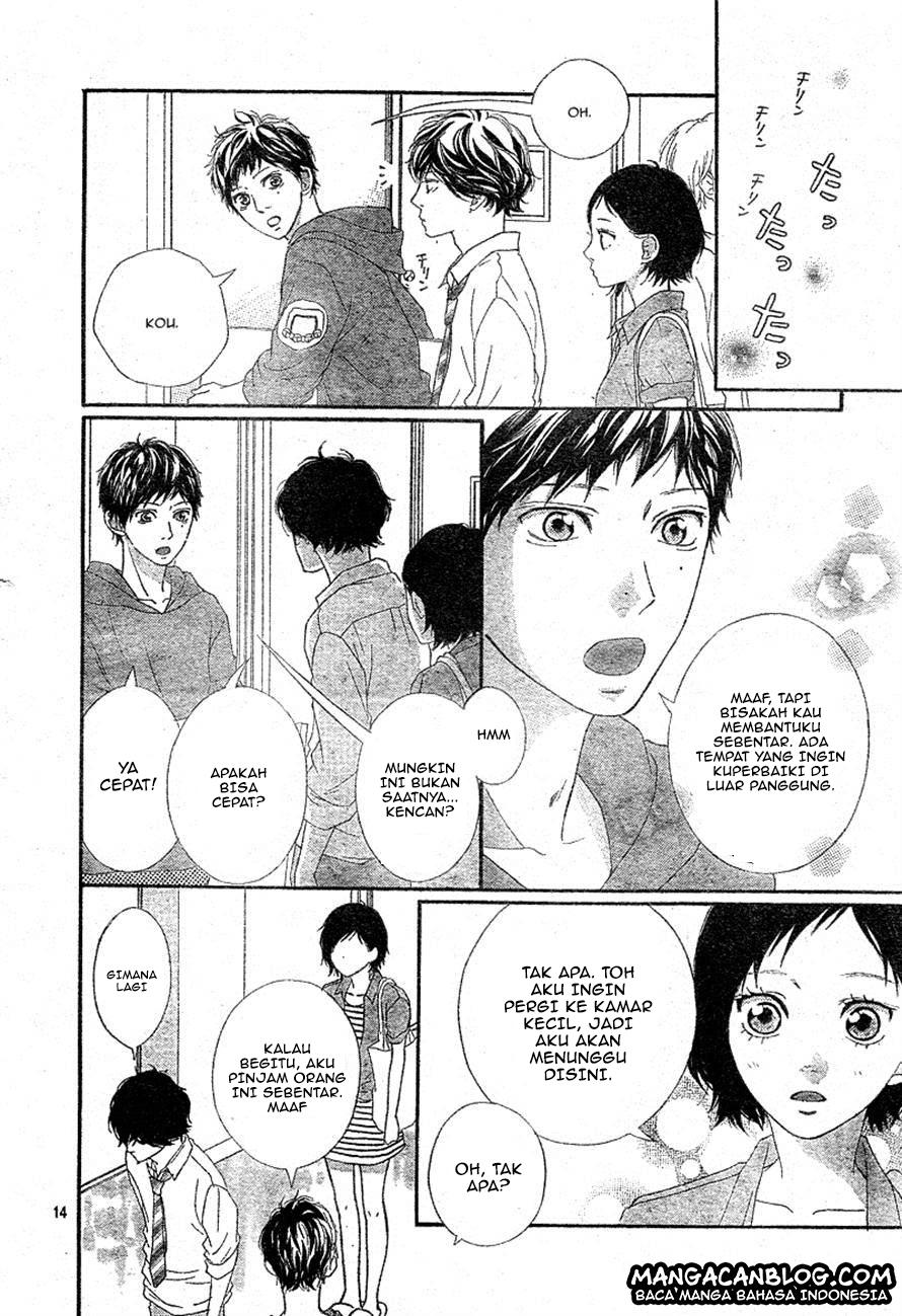 Ao Haru Ride Chapter 21-15