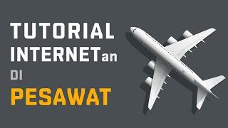 Cara internetan dengan mode pesawat / Airplane Mode yang Bisa Hemat Baterai