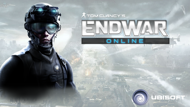 "Ubisoft reveals ""next gen browser game"" EndWar Online"
