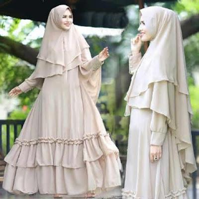 Berburu Model Baju Muslim 2018 yang Elegan di Blibli.com