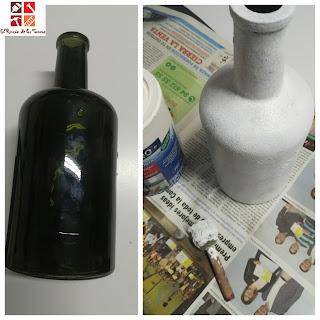 reciclar una botella