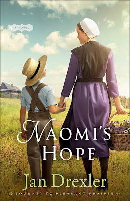 Naomi's Hope (Journey to Pleasant Prairie #3) by Jan Drexler