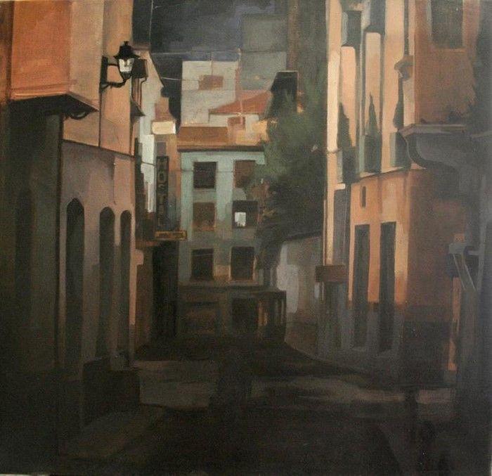Испанский художник. Maria Simo