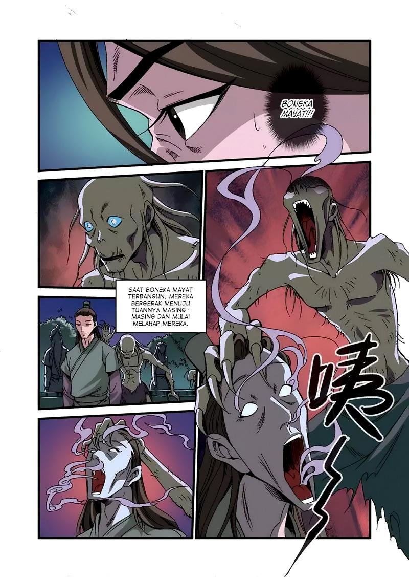 Komik xian ni 047 - chapter 47 48 Indonesia xian ni 047 - chapter 47 Terbaru 12|Baca Manga Komik Indonesia