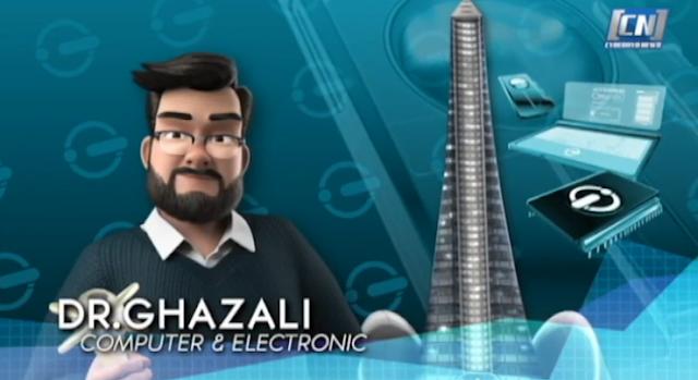 DR Ghazali
