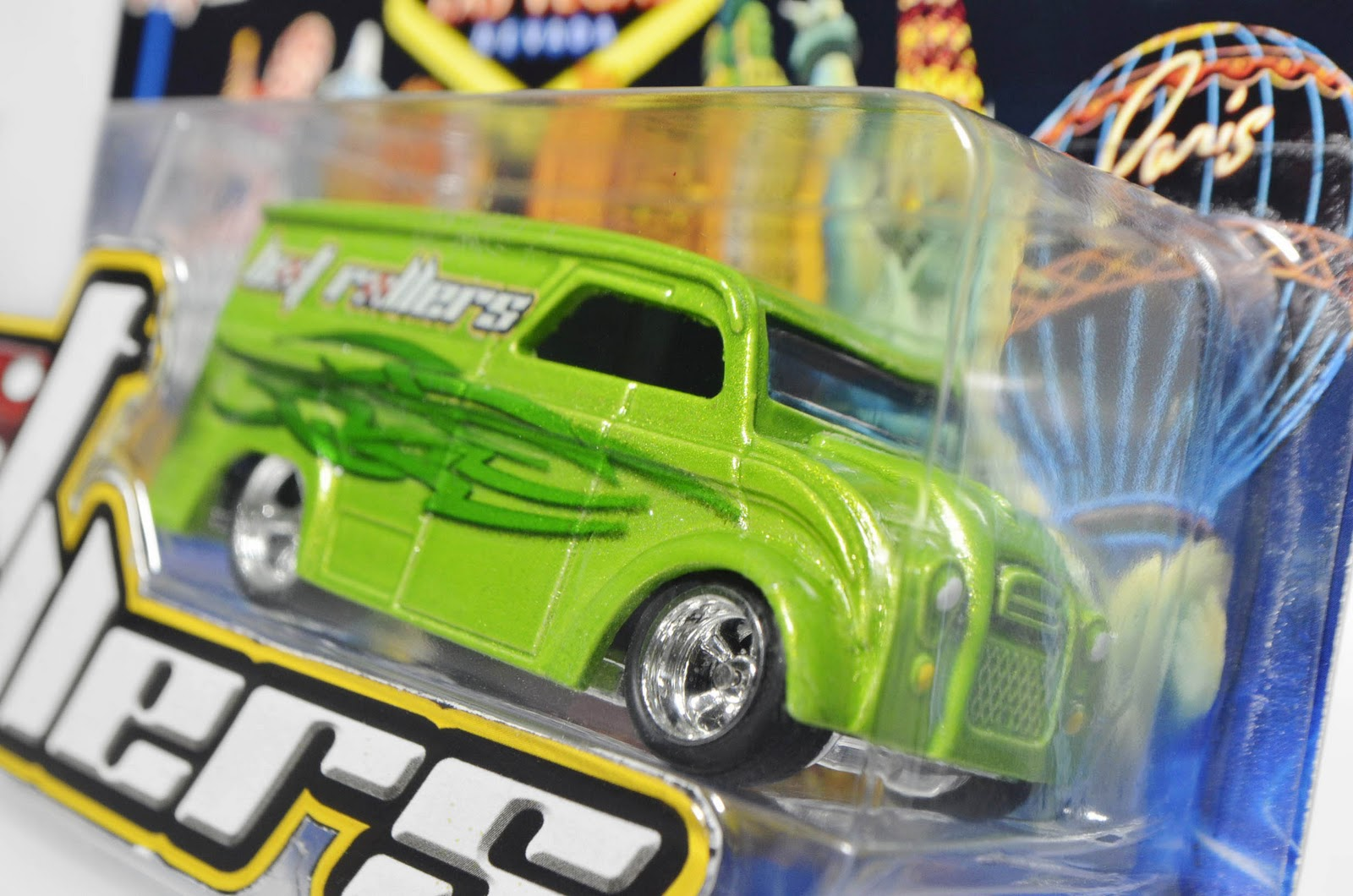 diecast space super convention dairy delivery - HD1600×1060