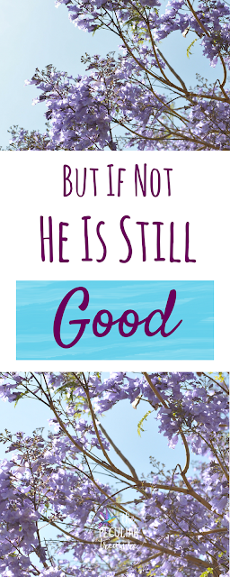 Even when life is going horribly, God is still good. #Christianliving #faith #Christianity