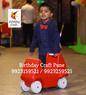 birthday party packages in pune
