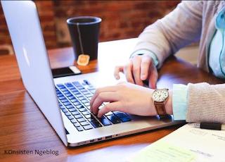 Tips Agar Bisa Konsisten dalam Ngeblog Untuk Pemula