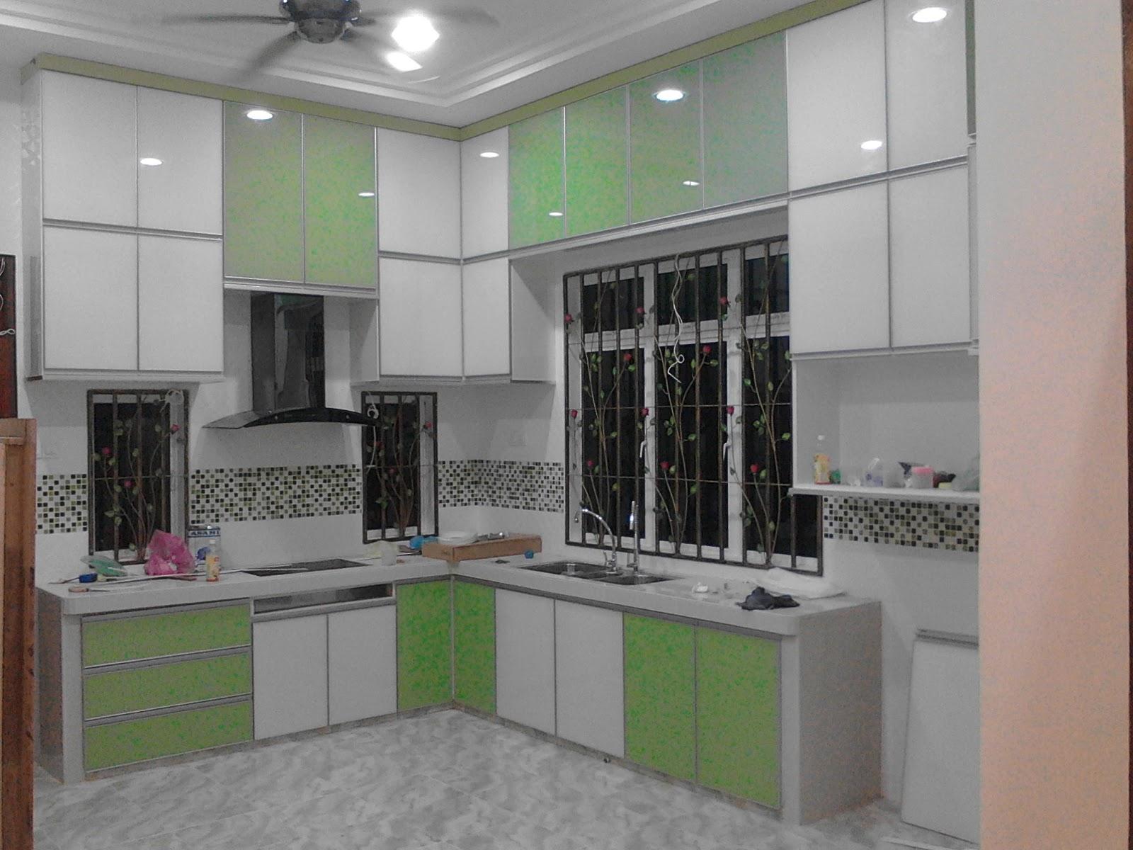 Kabinet Dapur Moden