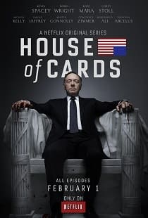 Série House of Cards - 1ª Temporada Completa Torrent