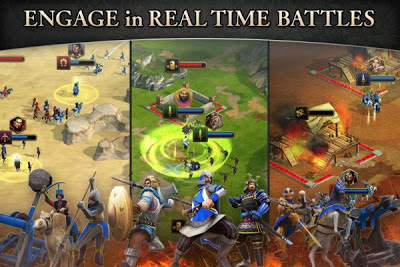 Download Age Of Empire : World Dominations v1.0.3 Mod Apk
