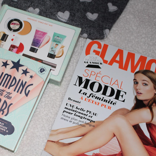 Primping with the Stars ; le kit par Benefit