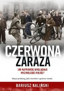 """Dariusz Kaliński """"Czerwona zaraza"""""""